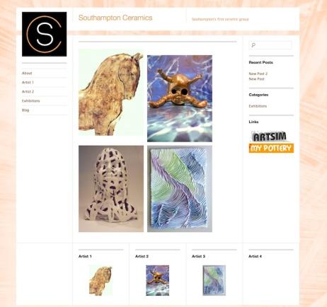 Ceramics site