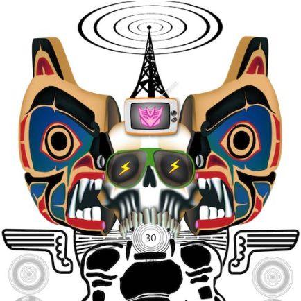 skeleton broadcast