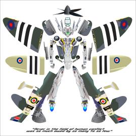 spitfire transformer