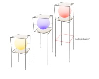 Light stands concept