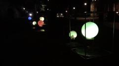 Lancaster Castle Walk installation